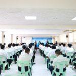 การจัดการปฐมนิเทศนักเรียนนักศึกษาฝึกงาน ประจำภาคเรียนที่ 1/2563